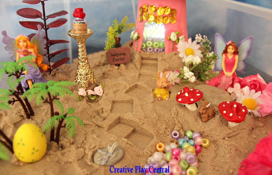 Picture 142 kinetic sand fairy land