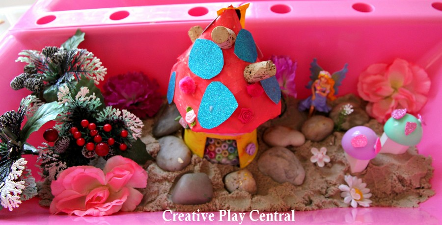 Picture 175 kinetic sand fairy land
