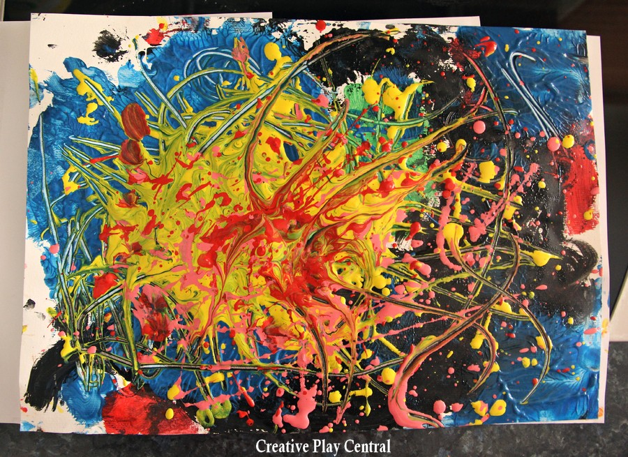 Picture 47 abstract painting